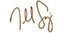 Todd Singer Signature